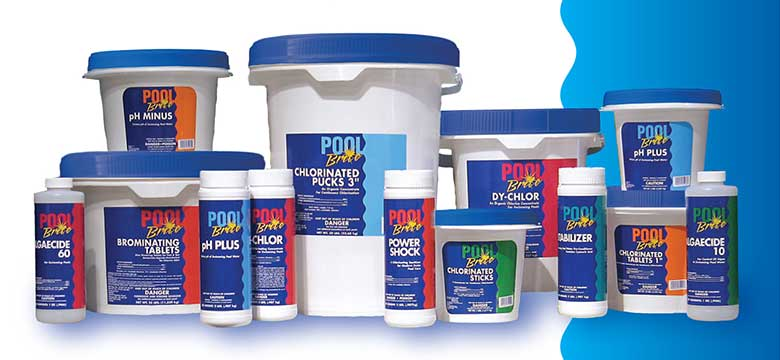 Inground Pool Chemicals