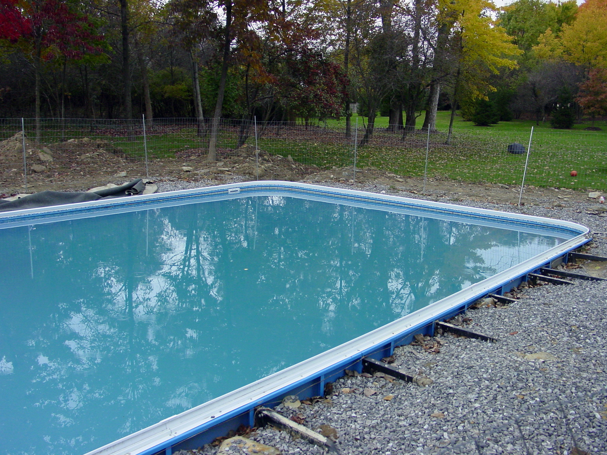 Inground Pool Repair